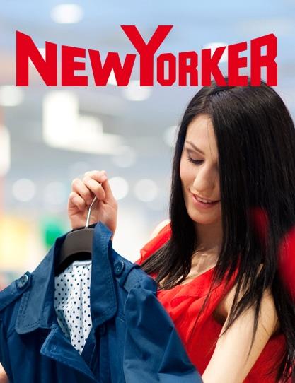 Aushilfe gesucht in der New Yorker Filiale